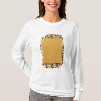 T-shirt Plaque ene ivoire découpée de Fatimid, Egypte