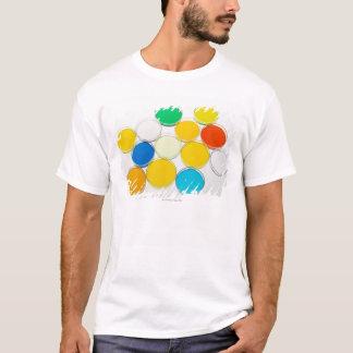 T-shirt Plat 2 de laboratoire