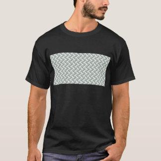 T-shirt plat de diamant
