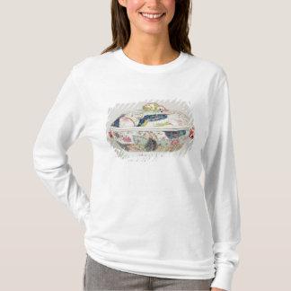 T-shirt Plat de porcelaine, XVIIIème siècle