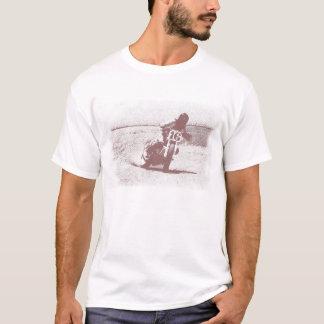 T-shirt plat de voie