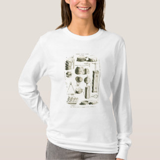 T-shirt Plat II : Instrument de percussion antique et