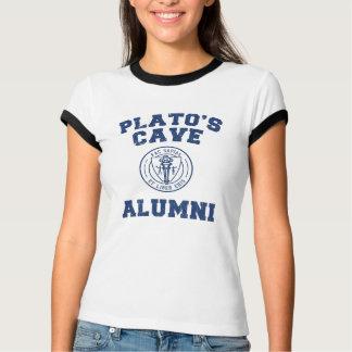 T-shirt platos cave1