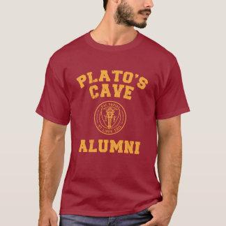 T-shirt platos cave4