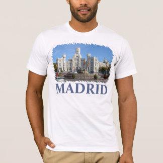 T-shirt Plaza de Cibeles, Madrid
