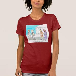 T-shirt Pline l'aîné et plus jeune