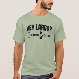 T-shirt Plongée à l'air principale de Largo
