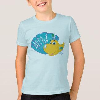 T-shirt Plongeons !