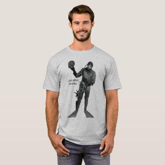 T-shirt Plongeur commercial vintage d'ormeau