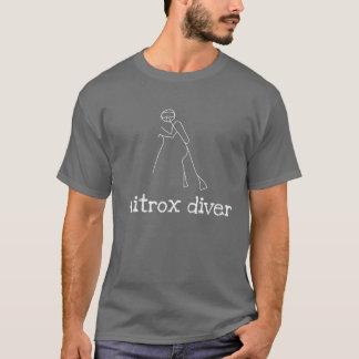 T-shirt Plongeur de Nitrox