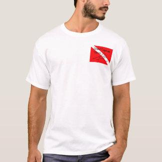 T-shirt Plongeurs de Grand Cayman