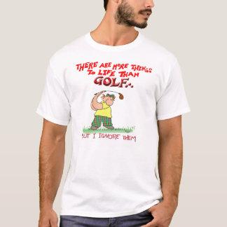 T-shirt Plus de chose-golf