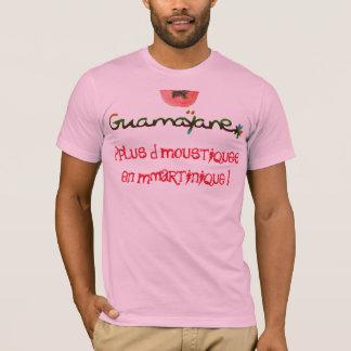 T-shirt Plus d'moustique en Martinique  > série hors série