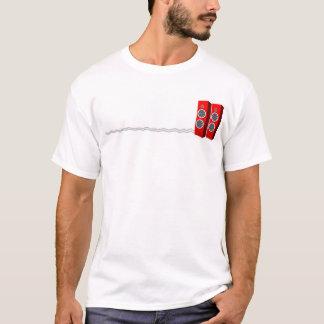 T-shirt Plus grand est meilleur
