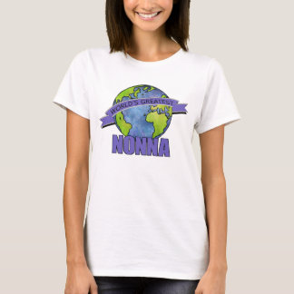 T-shirt Plus grand Nonna du monde