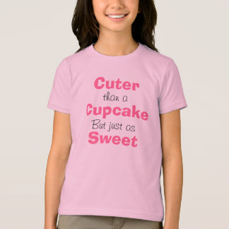 T-shirt Plus mignon qu'un petit gâteau