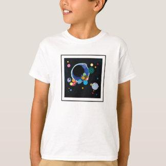 T-shirt Plusieurs cercles par Wassily Kandinsky