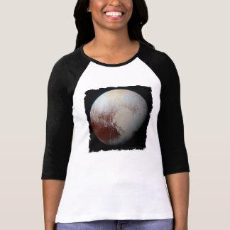 T-shirt Pluton - la plus grande chemise naine de planète