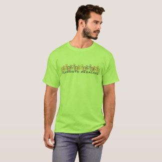 T-SHIRT PLYMOUTH PEDALERS