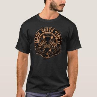 T-shirt Pneu Cie. de la mort noire - ou