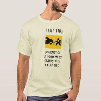 T-shirt Pneu crevé