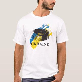 T-shirt Pneu - symbole de révolution ukrainienne de la