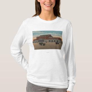 T-shirt Pocatello, identification - vue extérieure