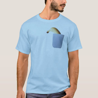 T-shirt Poche de banane