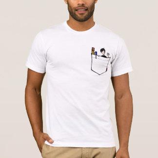 T-shirt Poche d'ours - personnaliser de clic pour déplacer