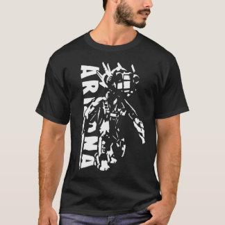 T-shirt Pochoir de l'Arizona