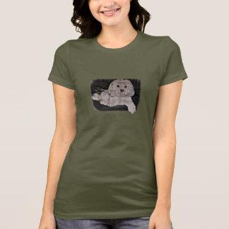 T-shirt Pochoir maltais