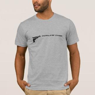 T-shirt poète proscrit