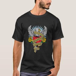 T-shirt Poignard de Cancer d'enfance