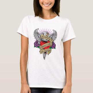 T-shirt Poignard de fibromyalgie