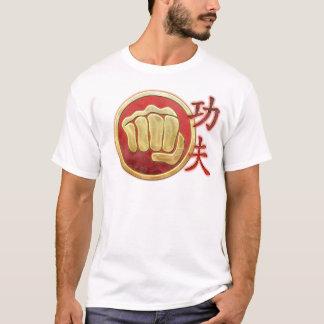 T-shirt Poing #1 de Kung Fu