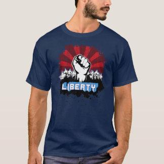 T-shirt Poing de liberté