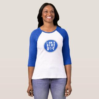 T-shirt Point bleu global