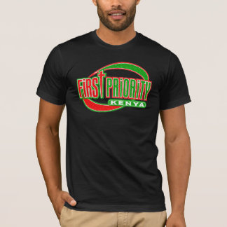 T-shirt Point de gel Kenya