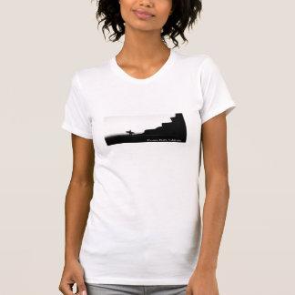 T-shirt Point de plaisir de dames
