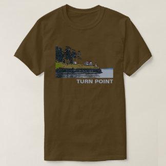 T-shirt POINT de TOUR - île Stuart