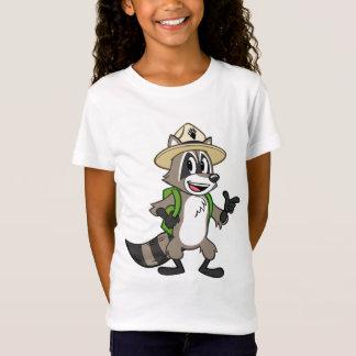 T-Shirt Pointage de Rick de garde forestière de Rick | de