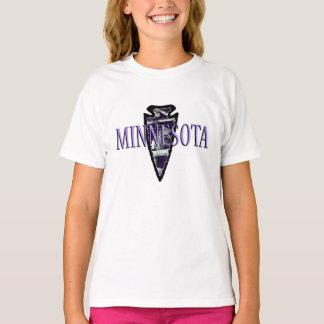 T-shirt Pointe de flèche du Minnesota
