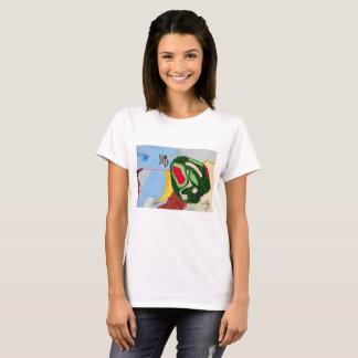 T-shirt Poire sur la montagne