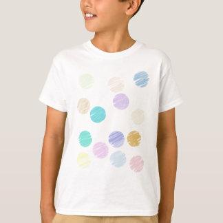 T-shirt Pois d'aquarelle