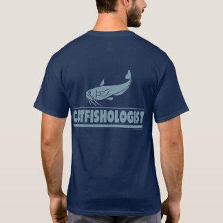 T-shirt Poisson-chat - ologist - pêche, cuisine