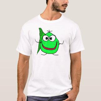 T-shirt Poissons de bande dessinée