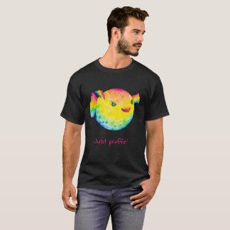 T-shirt Poissons de décolleur