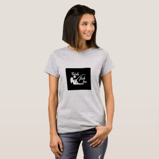 T-shirt poissons de filles aussi