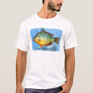 T-shirt poissons de poisson de soleil