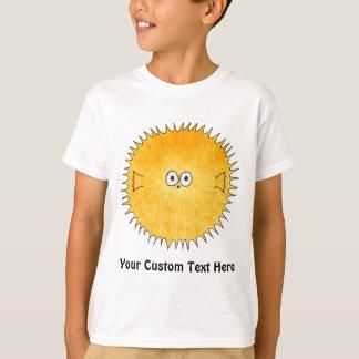 T-shirt Poissons de porc-épic mignons